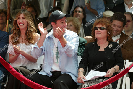 Jackie Titone, Adam Sandler and mother Judy