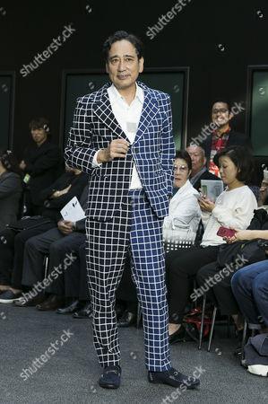 Editorial image of Tenbo show, Spring Summer 2016, Tokyo Fashion Week, Japan - 13 Oct 2015