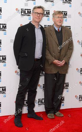 Kevin Loader and Alan Bennett
