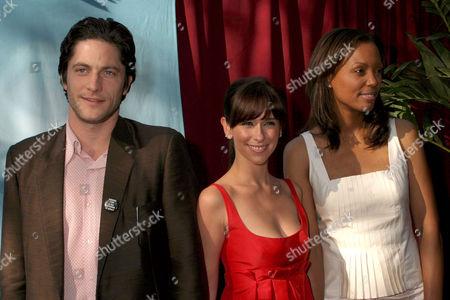 David Conrad, Jennifer Love Hewitt, Aisha Tyler