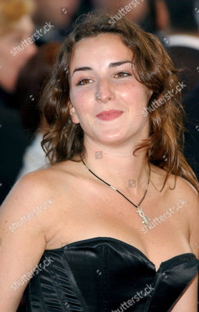 SALOME STEVENIN AT THE FILM PREMIERE OF 'JOYEUX NOEL'