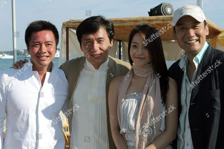Editorial picture of THE 58TH CANNES FILM FESTIVAL, 'THE MYTH' FILM PHOTOCALL, CANNES, FRANCE - 18 MAY 2005