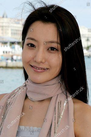 Stock Picture of Kim Hee Seon