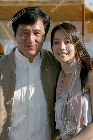 Jackie Chan, Kim Hee Seon