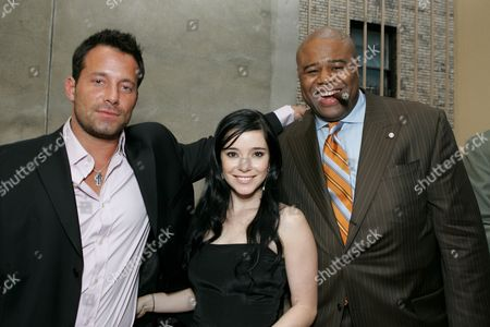 Johnny Messner, Marguerite Moreau, Chi McBride
