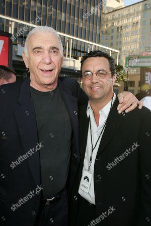 Al Ruddy and Jack Giarraputo