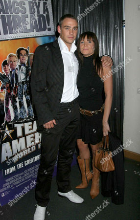 Editorial image of 'TEAM AMERICA' DVD LAUNCH PARTY, LONDON, BRITAIN - 19 MAY 2005