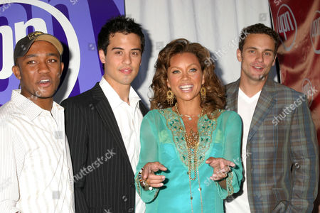 Lee Thompson Young, Marcus Coloma, Vanessa Williams and Chris J Johnson