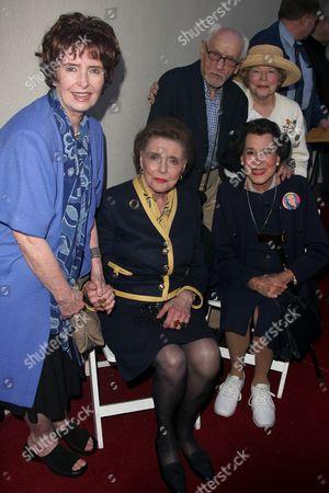 Margaret O'Brien, Patricia Neal, Anne Jackson, Eli Wallach, and