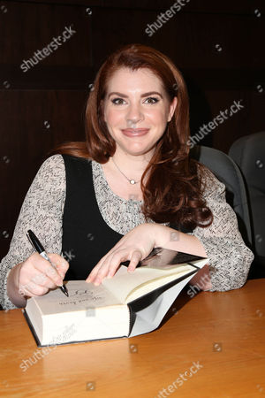 Stock Picture of Stephenie Meyer