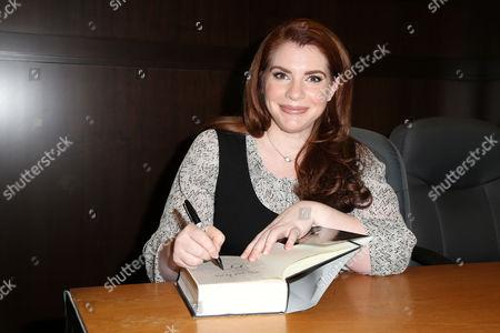 Stock Photo of Stephenie Meyer