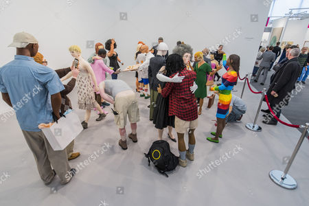 Stock Picture of Cocktail party by Tom Friedman