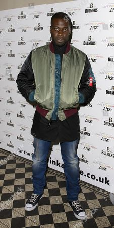 Ortis Deley attends the Bulmers Live Colourful LIVE event