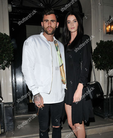 Chris Perceval and Lucy Gascoyne