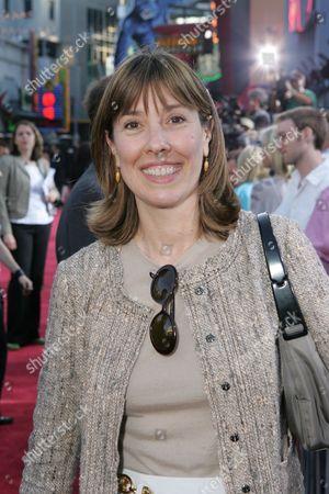 Publicist Leslee Dart