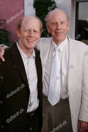 Ron Howard and Father Rance Howard