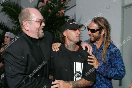 Skip Engblom, Jay Adams and Tony Alva