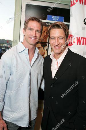 Matt Battaglia and Bobby Gant