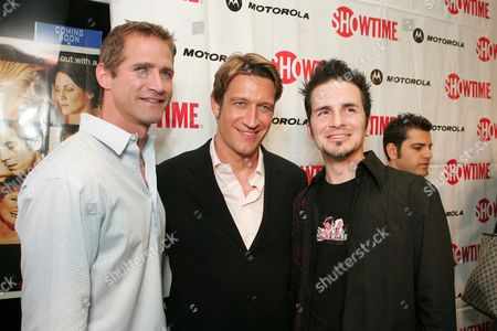 Matt Battaglia, Bobby Gant & Hal Sparks