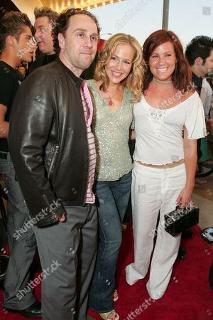 John Kassir, Julie Benz & Elisa Donovan