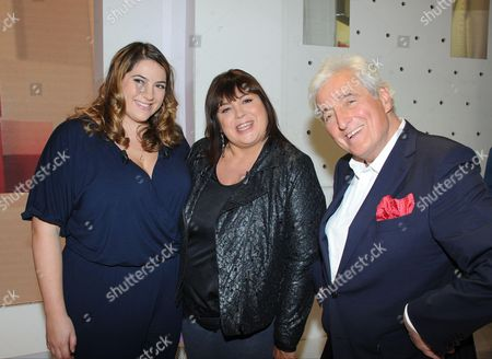 Charlotte Gaccio, Michele Bernier and Jean Loup Dabadie