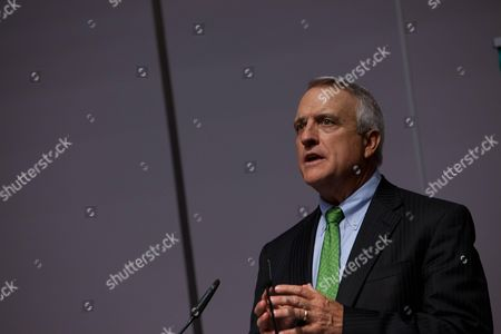 """Stock Photo of August William """"Bill"""" Ritter is an American politician. He was the 41st Governor of the state of Colorado from 2007 to 2011, as a member of the Democratic Party"""