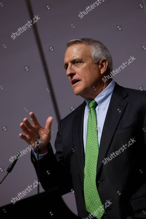 """Stock Image of August William """"Bill"""" Ritter is an American politician. He was the 41st Governor of the state of Colorado from 2007 to 2011, as a member of the Democratic Party"""