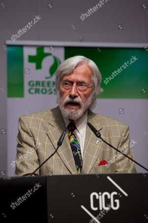 Jean Michel Cousteau, Founder of the Ocean Futures Society, chairman of the Green Cross France