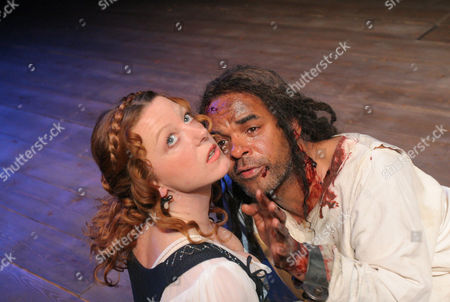 'Believe What You Will' play at the Royal Shakespeare Company - Michelle Butterly and Peter de Jersey