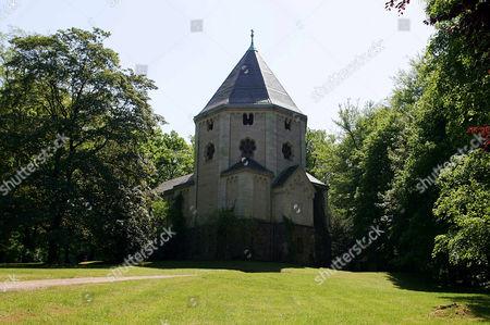 Bismarck Mausoleum, Friedrichsruh, Germany