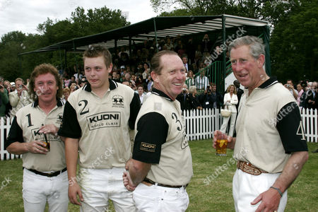 Editorial photo of KUONI VERSUS BRITISH AIRWAYS POLO MATCH AT HURTWOOD PARK POLO CLUB, BRITAIN - 29 MAY 2005