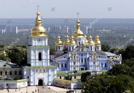 Editorial picture of KIEV, UKRAINE - 2005