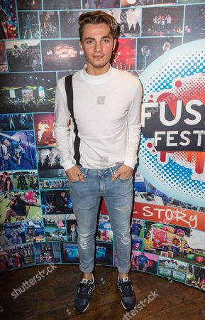 Editorial picture of Fusion Festival Wrap Party, London, Britain - 14 Oct 2015