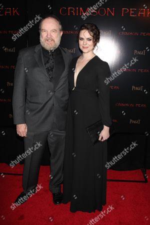 Jim Beaver and Leslie Ranne