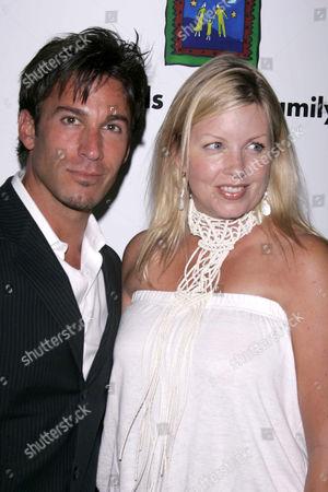 Dan Cortese and wife Dee Dee Hemby