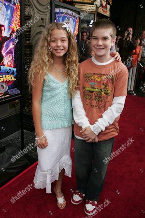 Sasha Pieterse and Jacob Davich