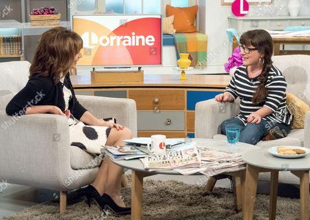 Editorial photo of 'Lorraine' ITV TV Programme, London, Britain - 15 Oct 2015