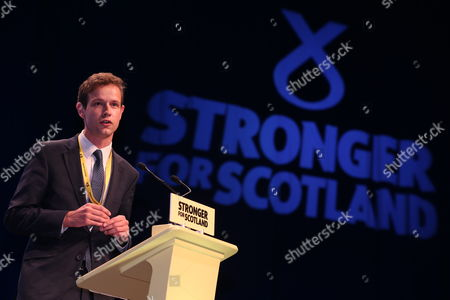 Editorial picture of SNP National Conference, Aberdeen Exhibition and Conference Centre, Scotland, Britain - 15 Oct 2015