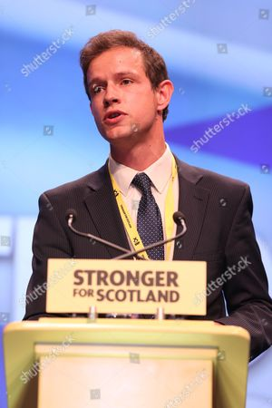 Stock Picture of SNP National Conference - Callum McCaig MP (Aberdeen South)