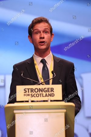 SNP National Conference - Callum McCaig MP (Aberdeen South)