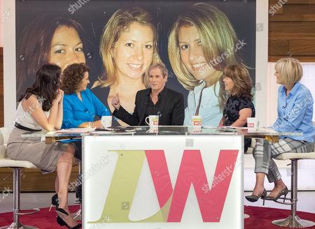 Editorial photo of 'Loose Women' TV Programme, London, Britain - 15 Oct 2015