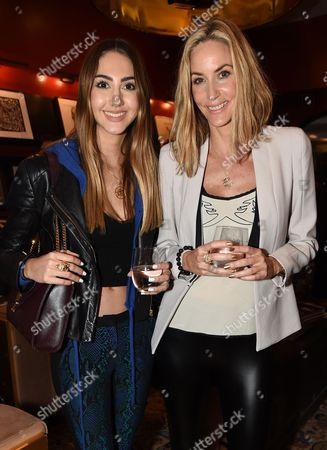 Olivia Butcher and Lisa Butcher