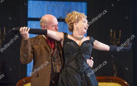Des McAleer as Mikhail,   Emma Amos as Marfusha,