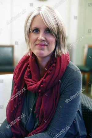 Stock Photo of Eden Sharp, author