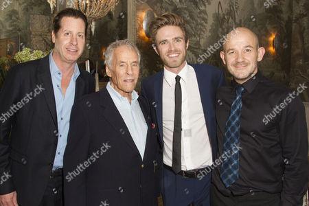 David Lane Seltzer (Co-Conceiver), Burt Bacharach (Music), Kyle Riabko (Cast) and Steven Hoggett (Director)