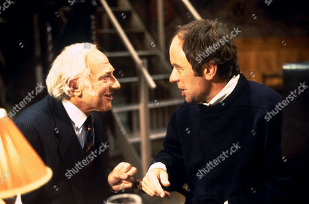 John Cater and Robin Soans in 'Tales of Sherwood' - 1987