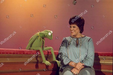 'The Muppet Show' - Kermit and Kaye Ballard