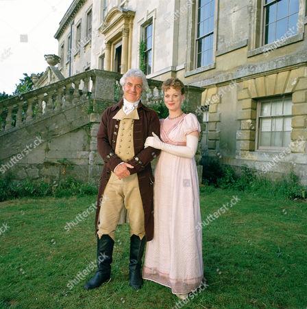 James Hazeldine and Samantha Bond in 'Emma' - 1996