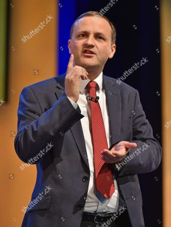 Liberal Democrat Party Conference At The Scottish Exhibition And Conference Centre Glasgow. - Minister Of State For Pensions Steve Webb Mp.