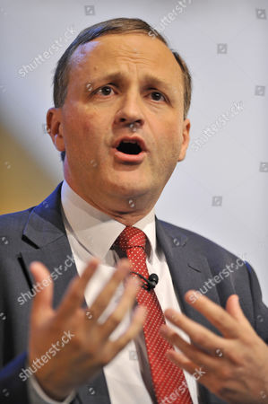 Stock Image of Liberal Democrat Party Conference At The Scottish Exhibition And Conference Centre Glasgow. - Minister Of State For Pensions Steve Webb Mp.